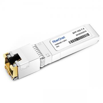 Cisco SFP-10G-T-X 10GBASE-T SFP+ Module for CAT6A cables (up to 30 meters)