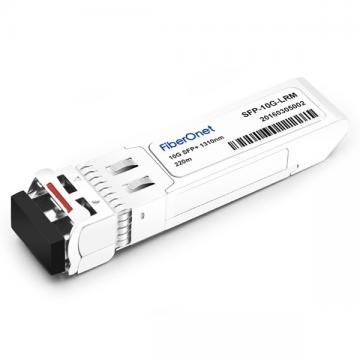 Cisco SFP-10G-LRM 10GBASE-LRM SFP+ Module for MMF and SMF